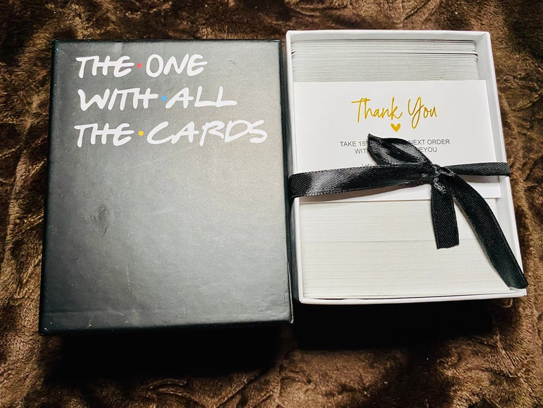 The One With All the Cards