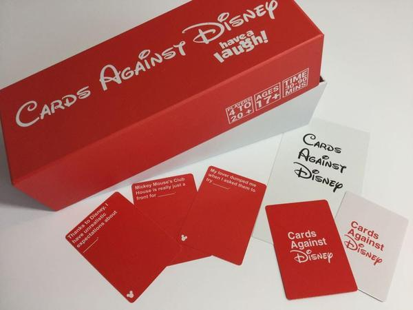 Cards Against Disney