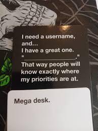 Mega Desk Box Against Office