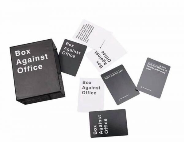 Cards Against Office Cards