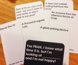 Cards Against Friends