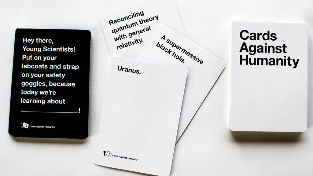 Rules of Cards Against Humanity