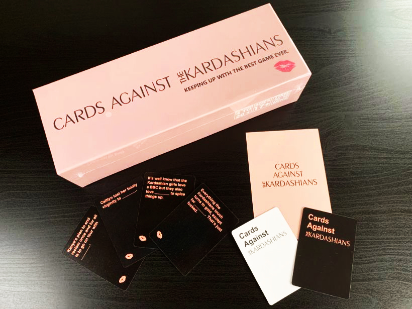 kardashians cards against humanity