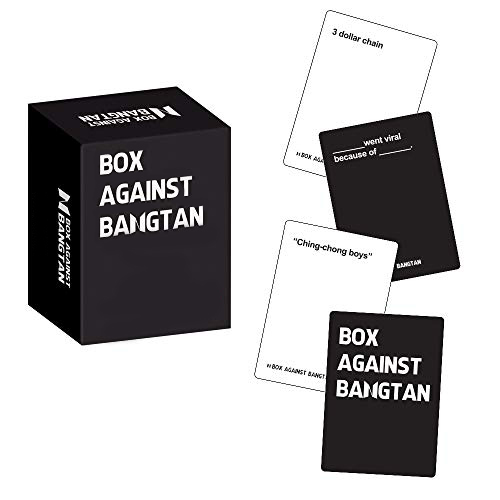 BTS Cards Against Humanity