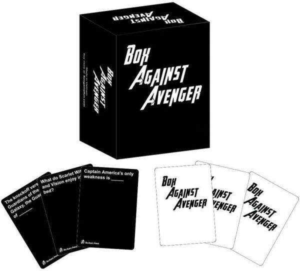 Avengers Against Humanity