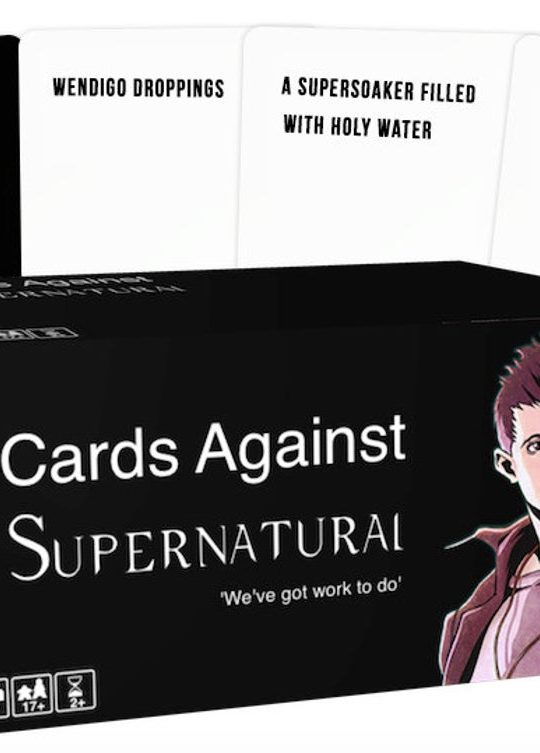Cards Against Supernatural