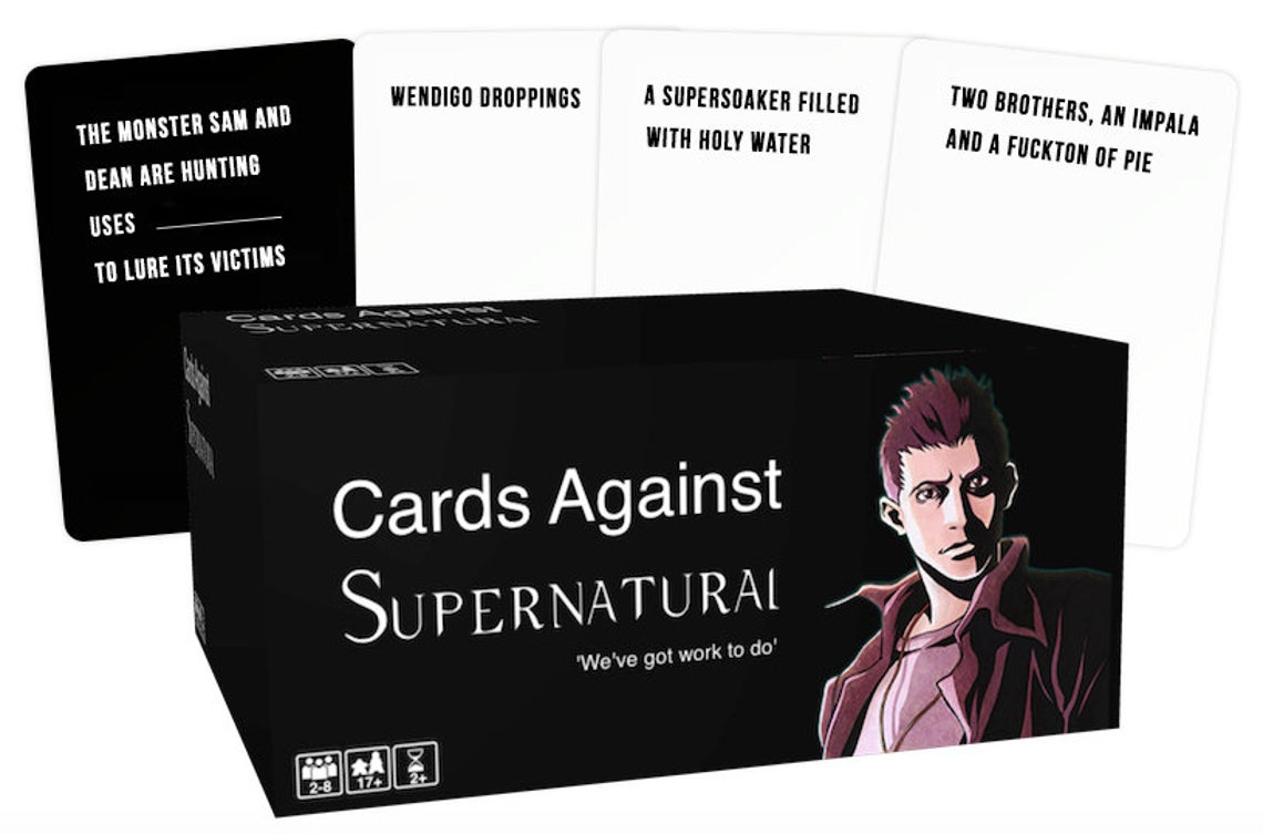 Cards Against Supernatural