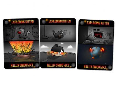 Exploding-Kitten-Card Rules