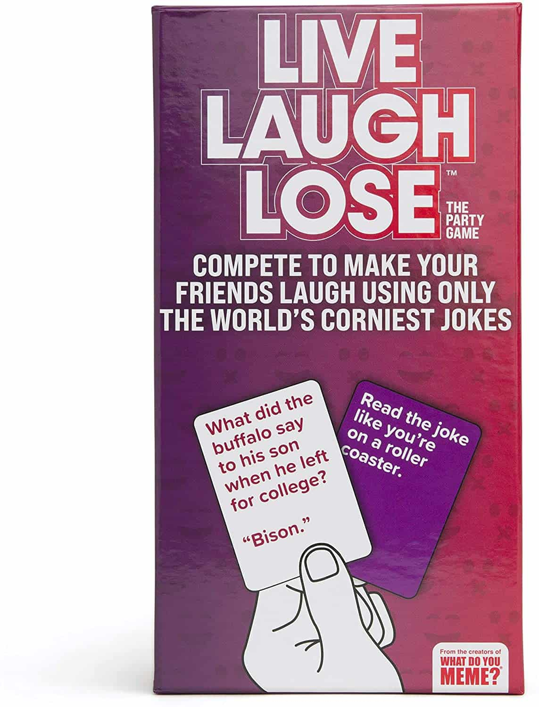 Live Laugh Lose