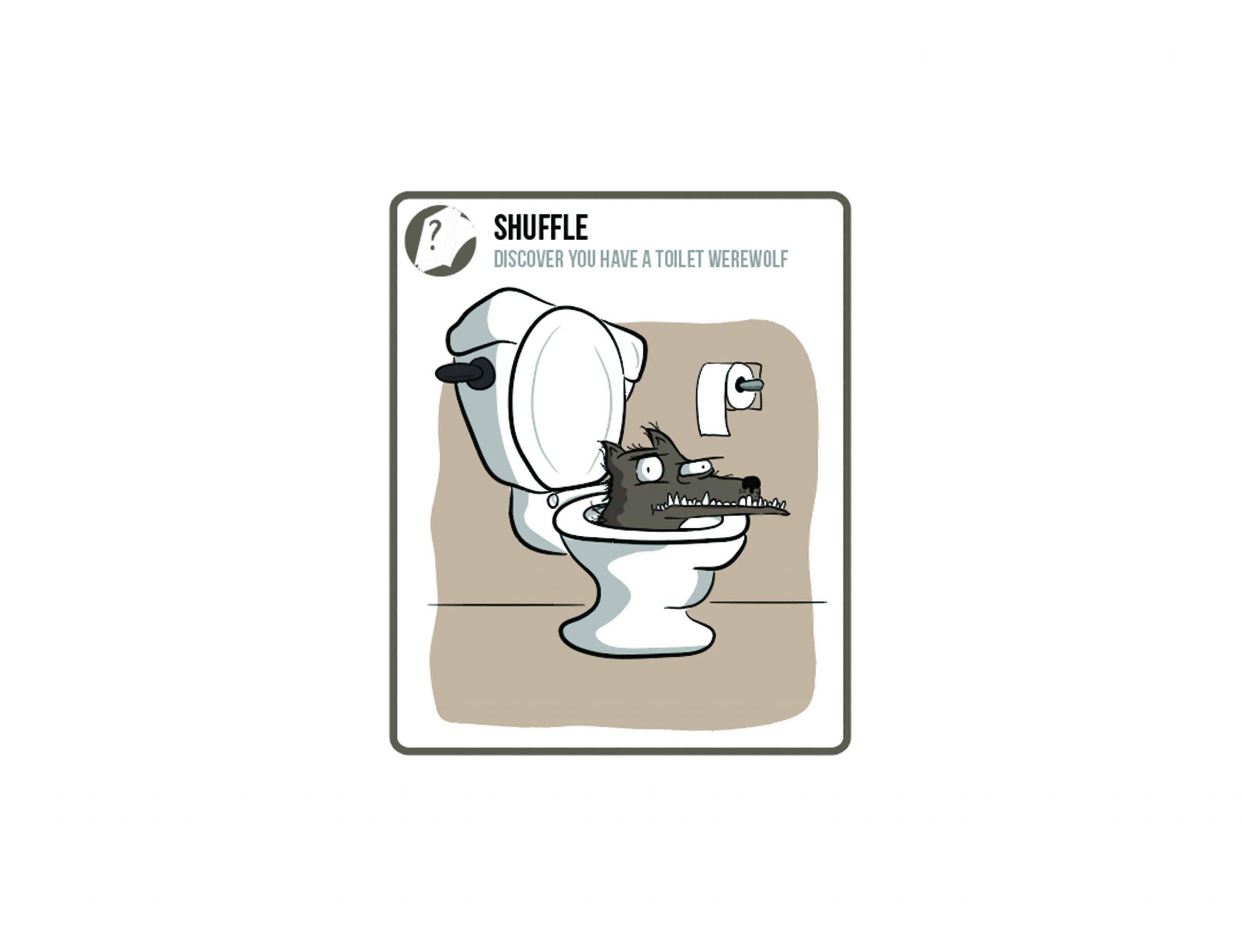 Shuffle Card