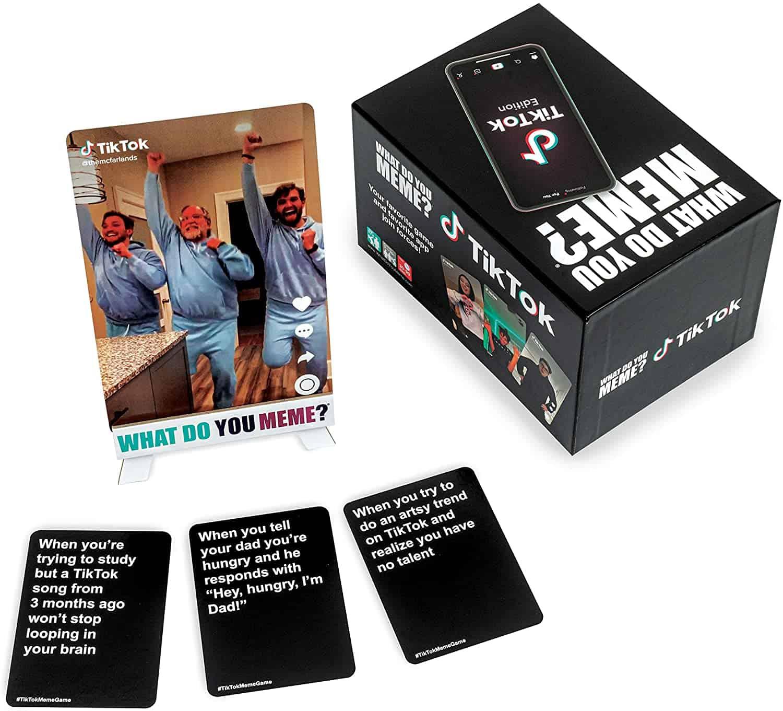 Tik Tok Edition Cards
