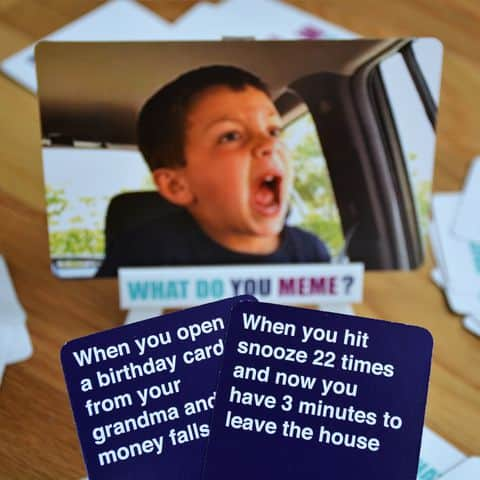 What Do You Meme Cards Example 1