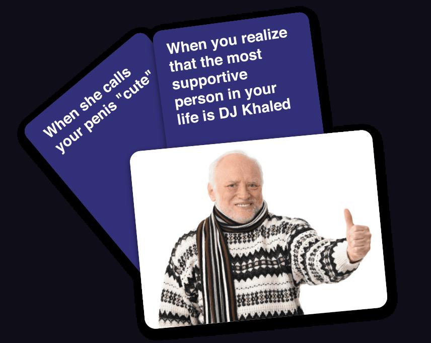 What Do You Meme Cards 2