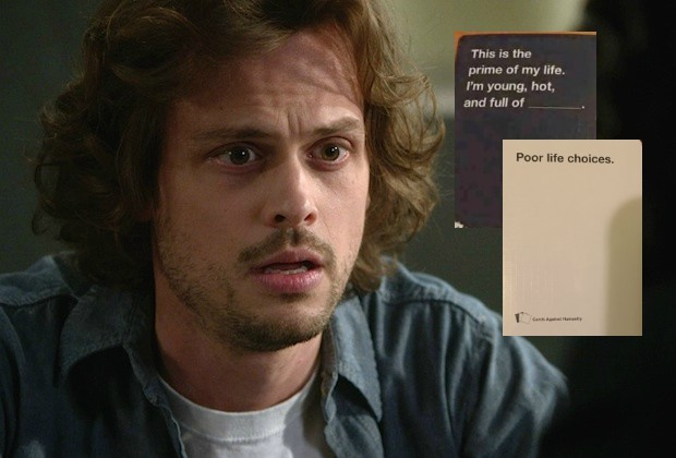 Criminal Minds Funny Example