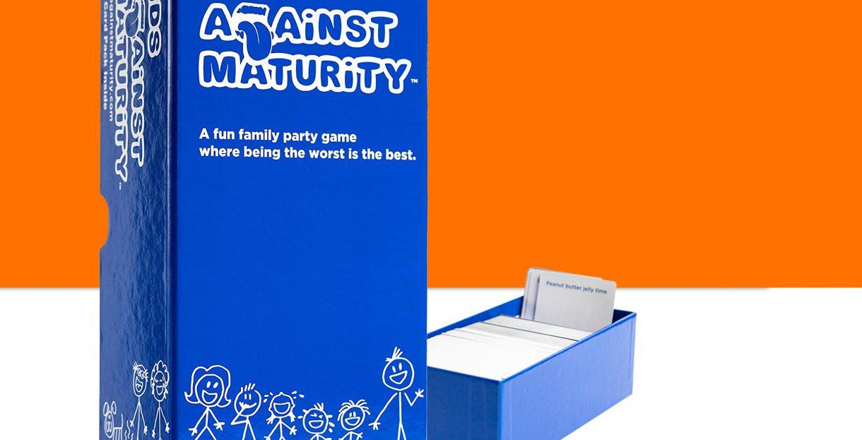 Kids Against Maturity Orange
