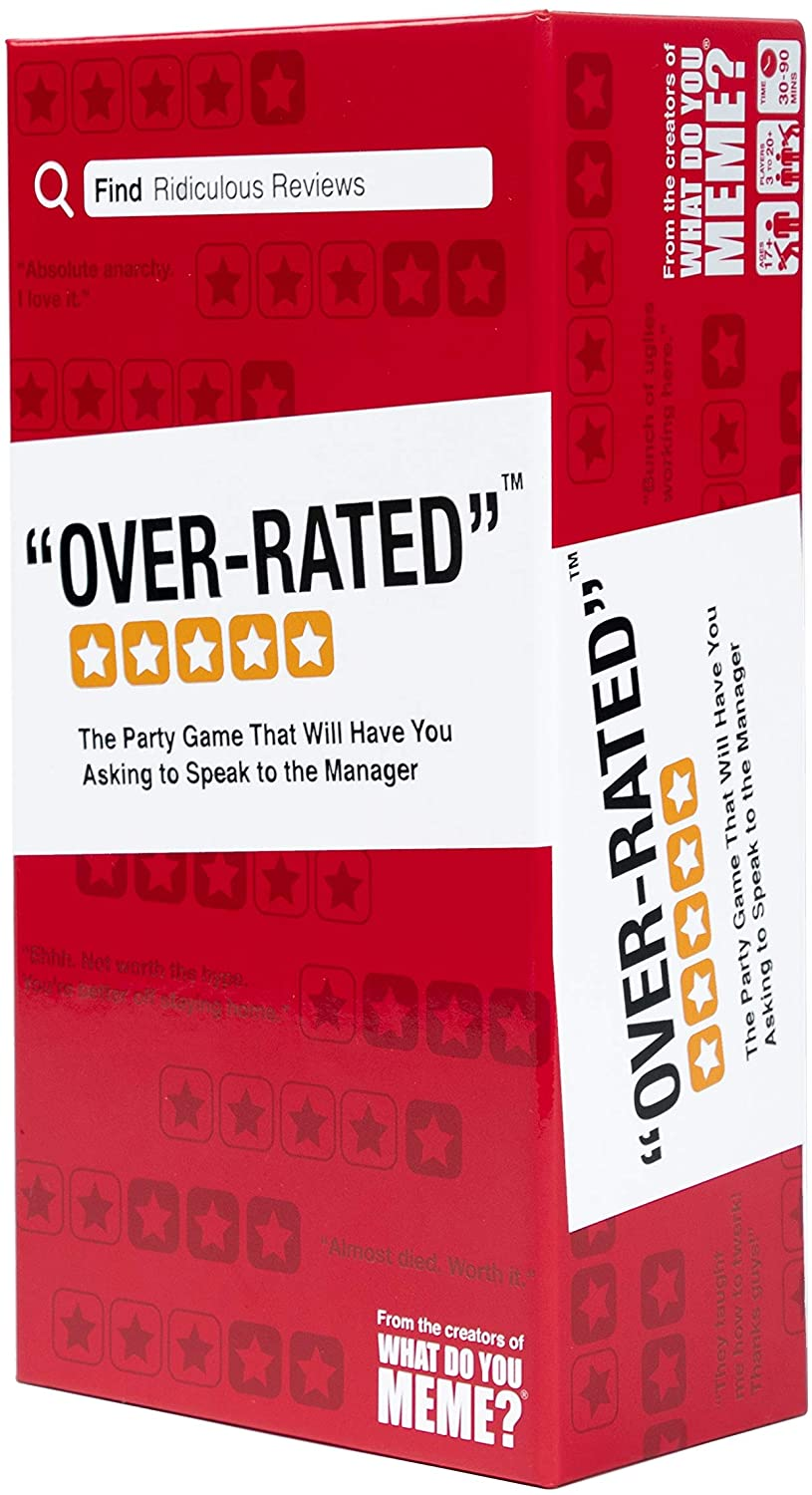 OVER-RATED