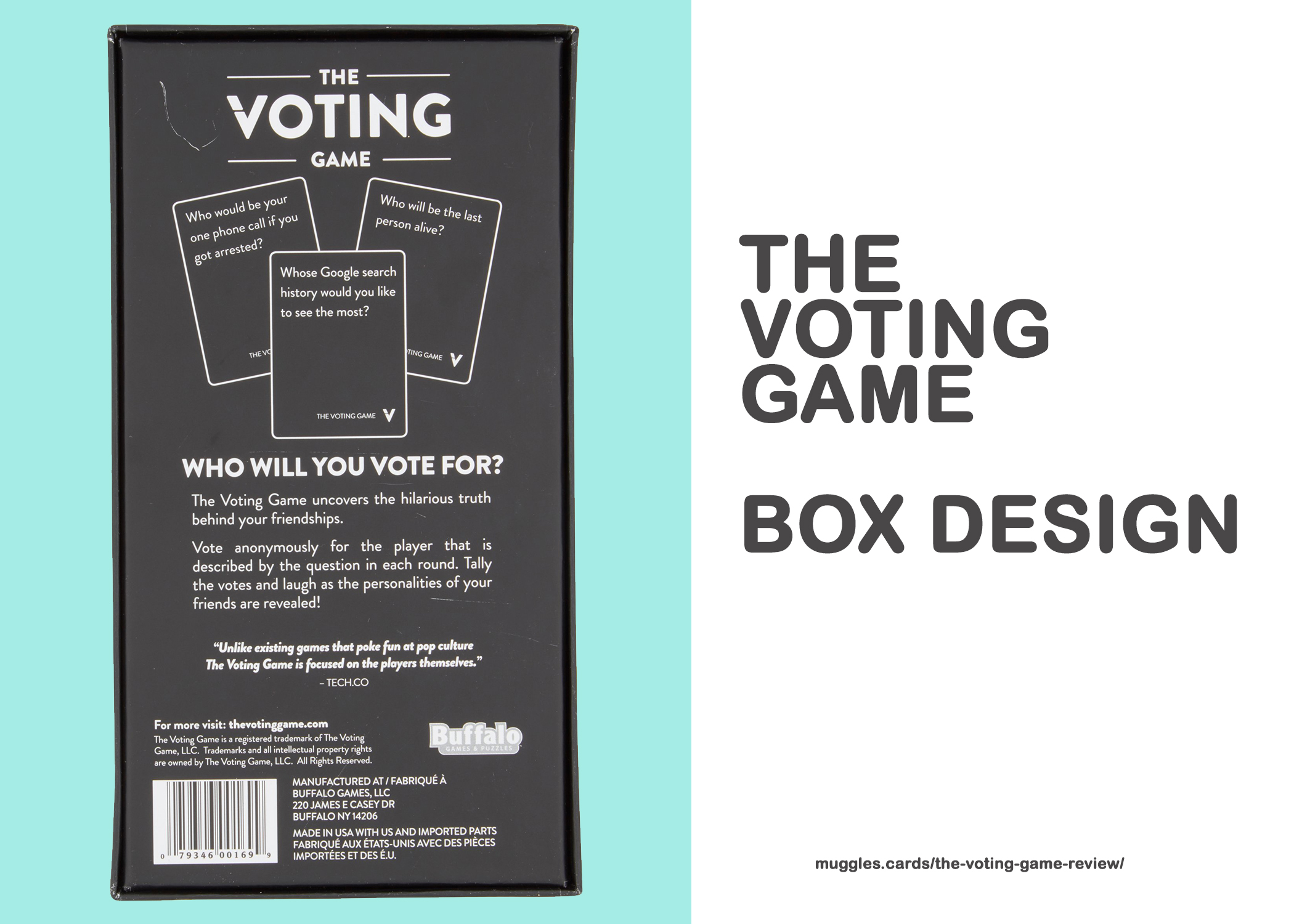 The Voting Game Back