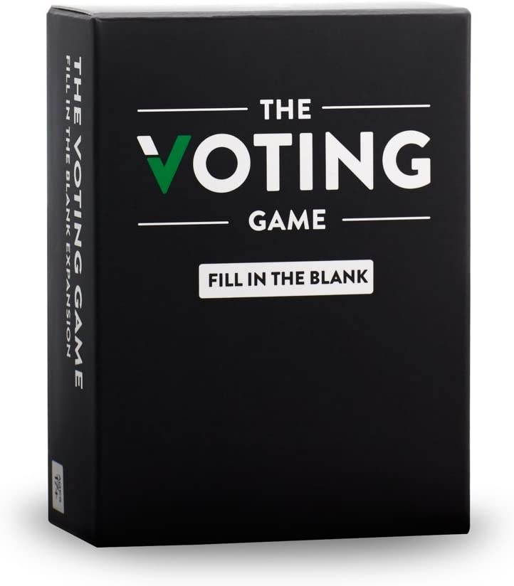 The Voting Game Fill In The Blank