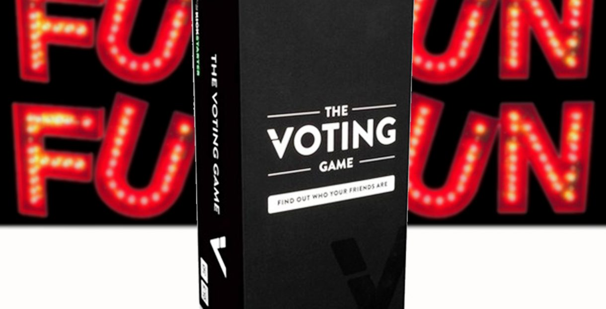 The Voting Game Front