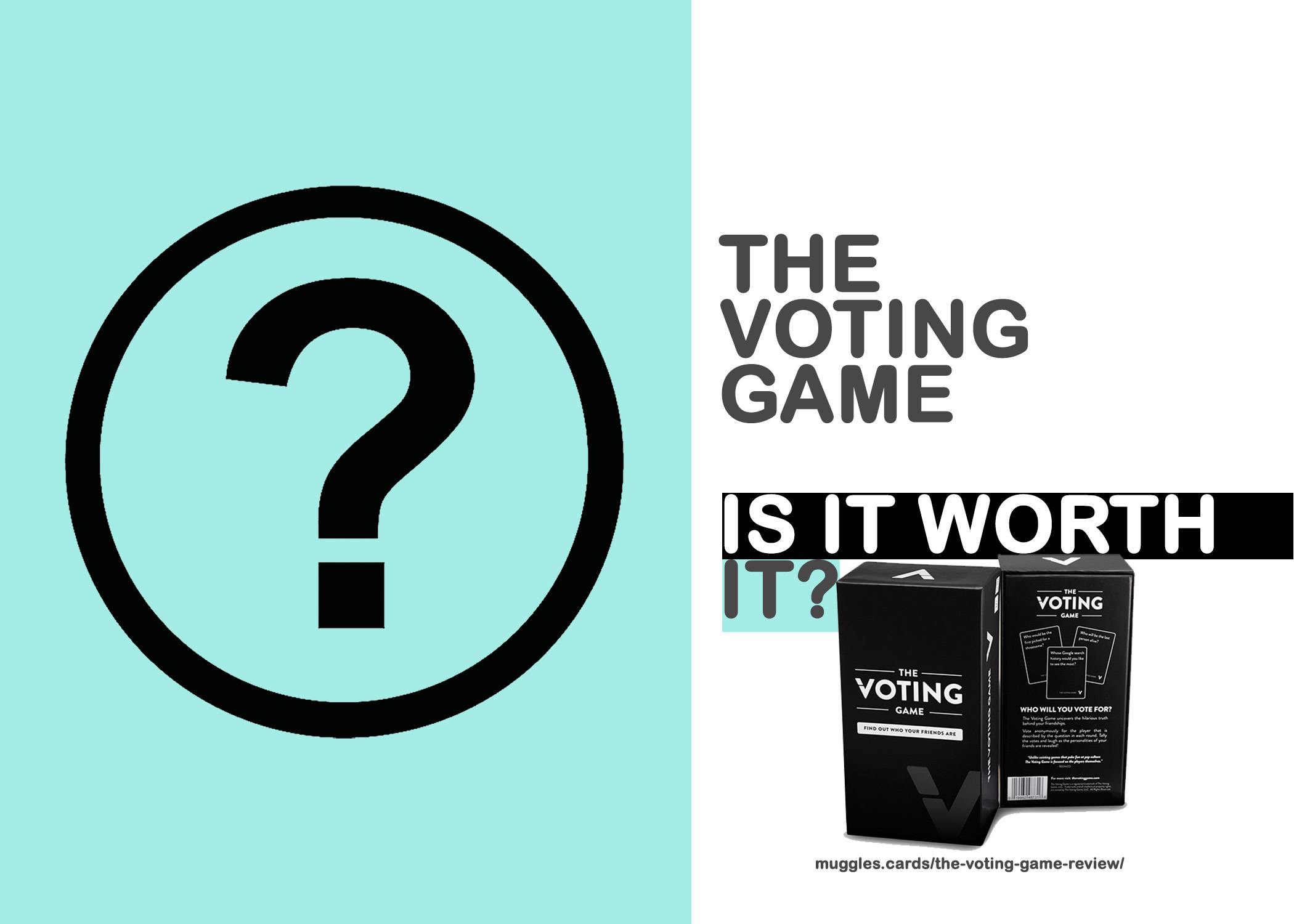 The Voting Game Is It Worth It