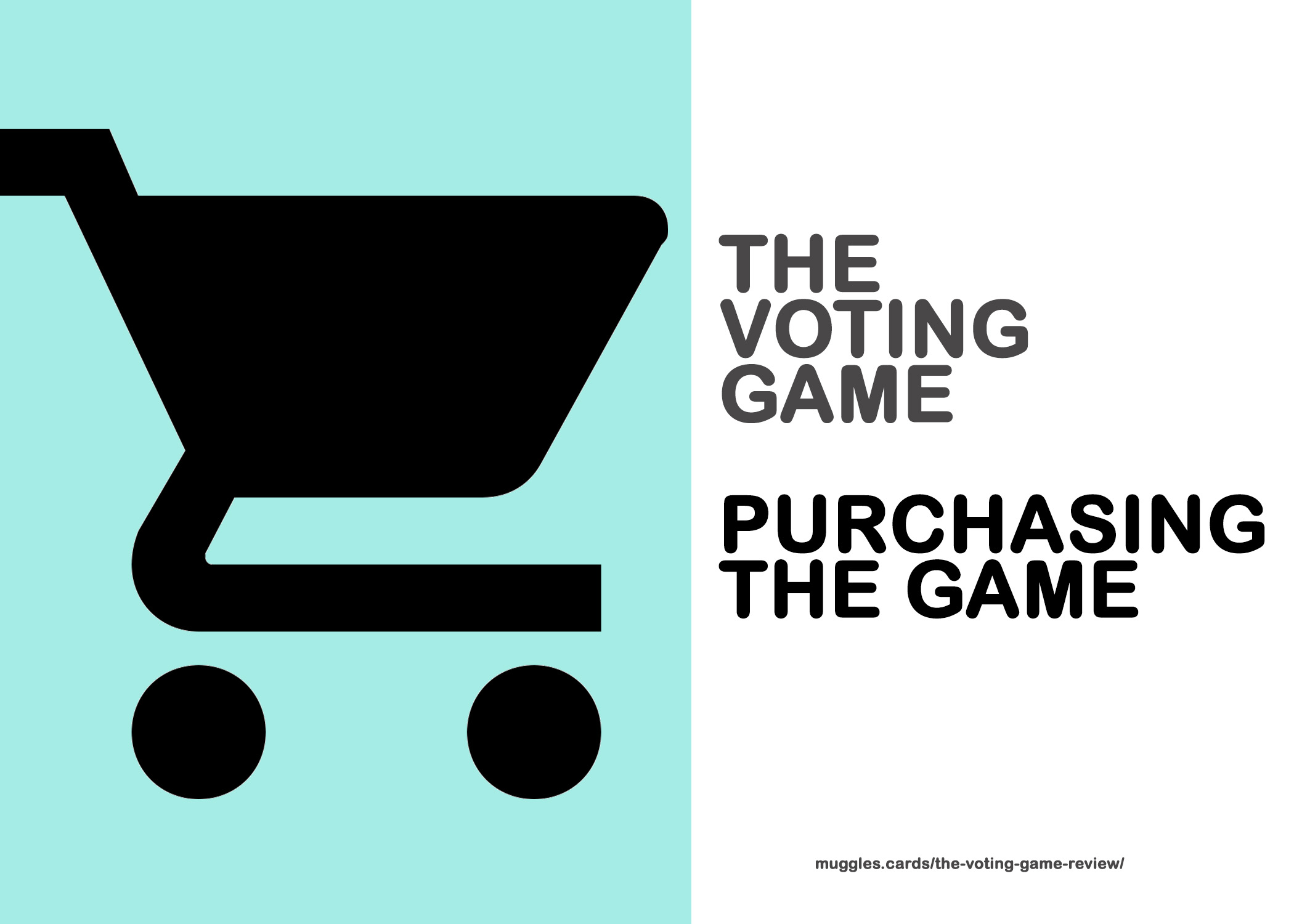 The Voting Game PURCHASE