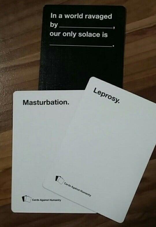 Leprosy Card