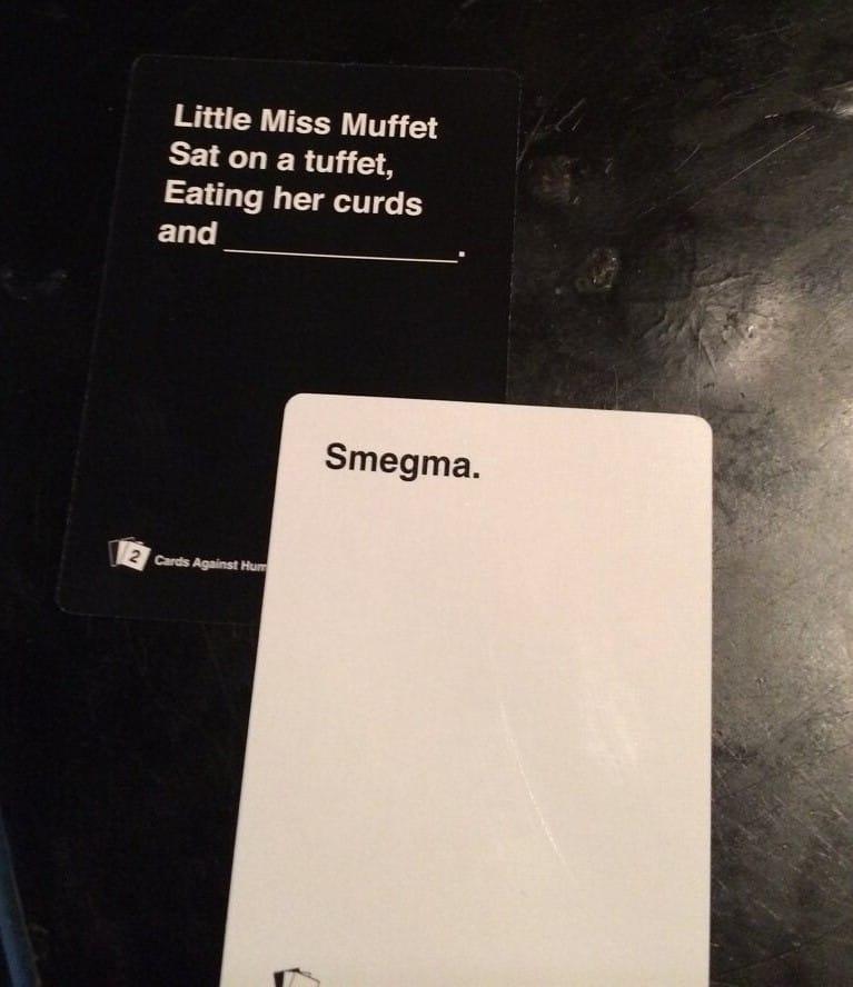 Smegma Card