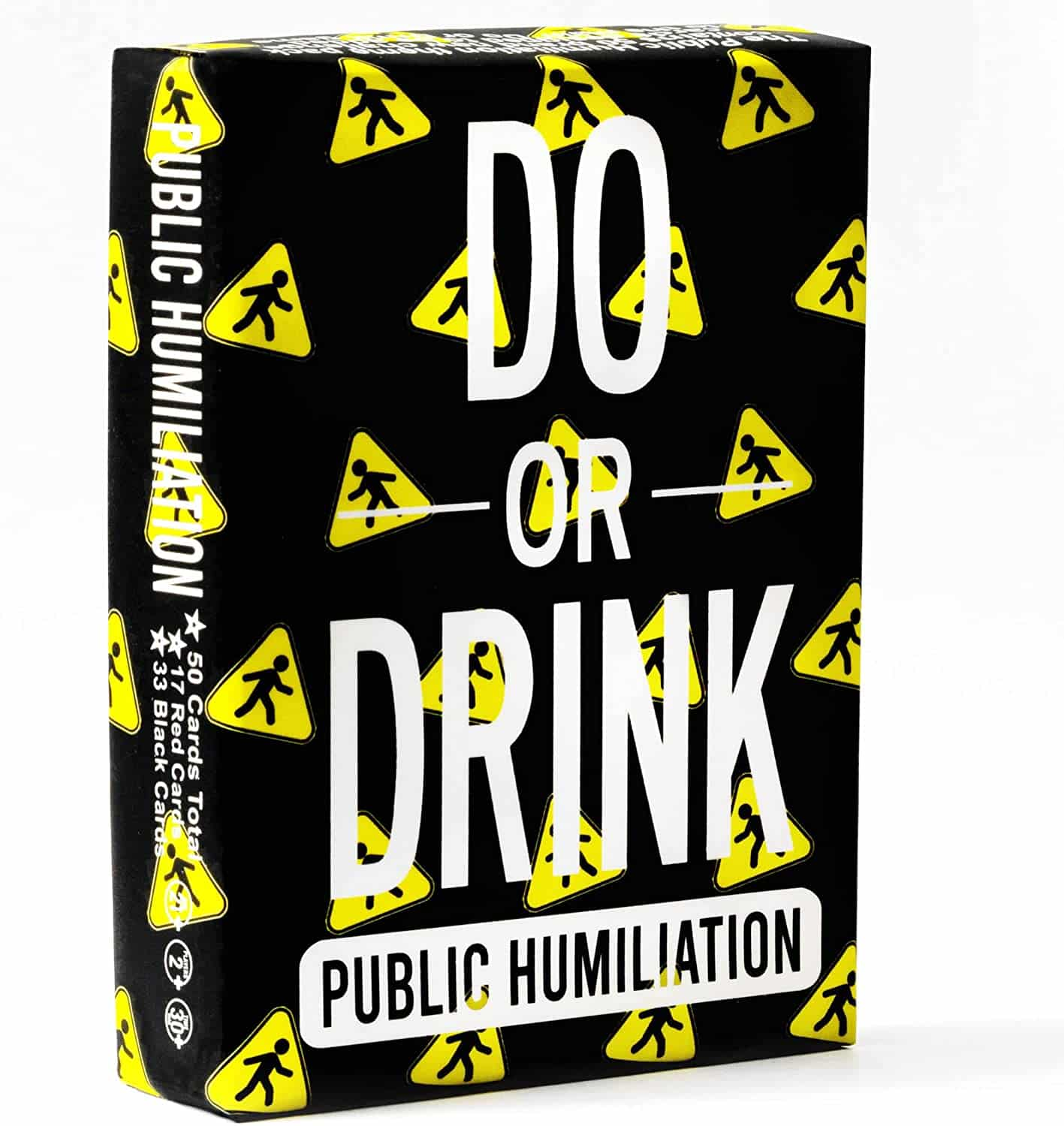 Do or Drink - public humiliation