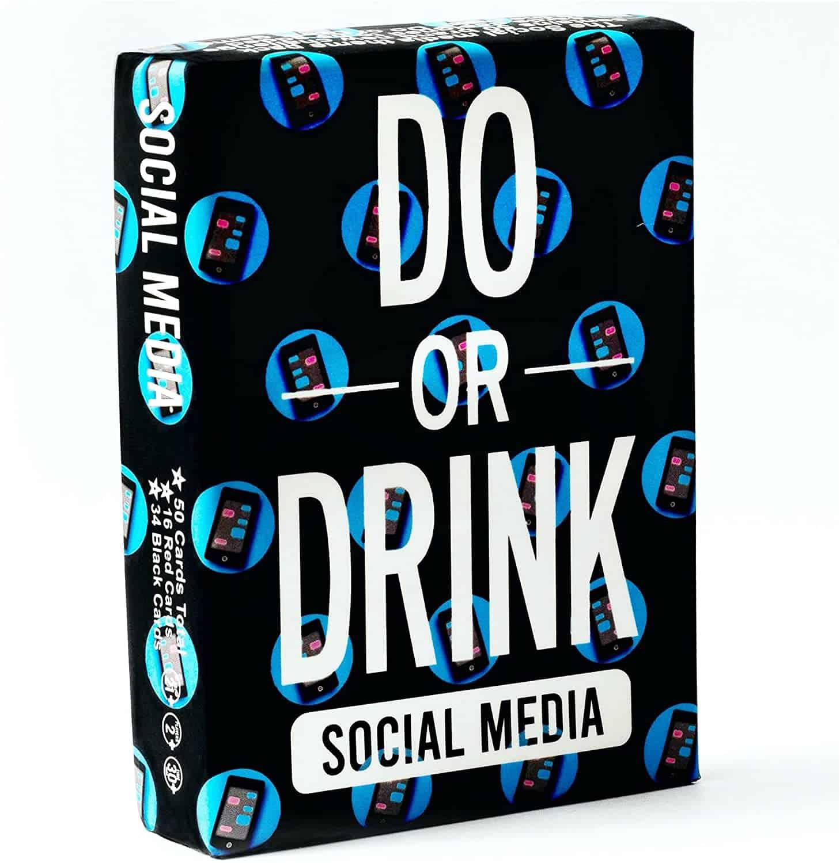 do or drink for social media