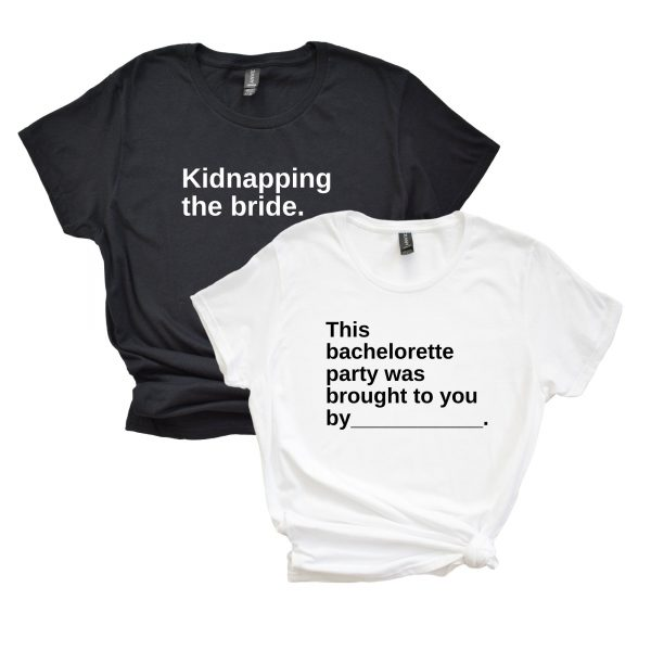 Bachelorette Cards Against Humanity Tshirts Example