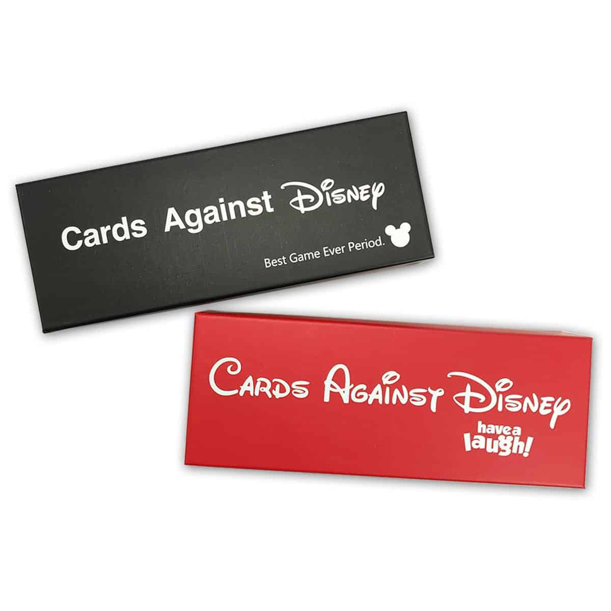 Cards Against Disney - Both Color Boxes
