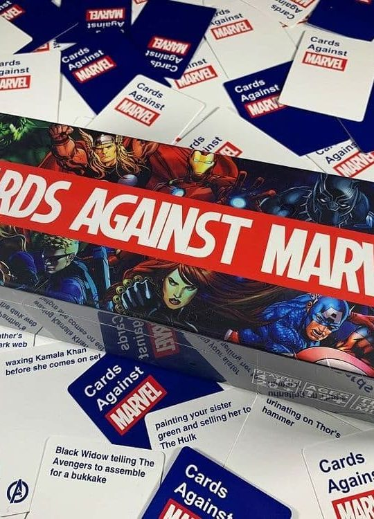 Cards Against Marvel - Take A Quick Look