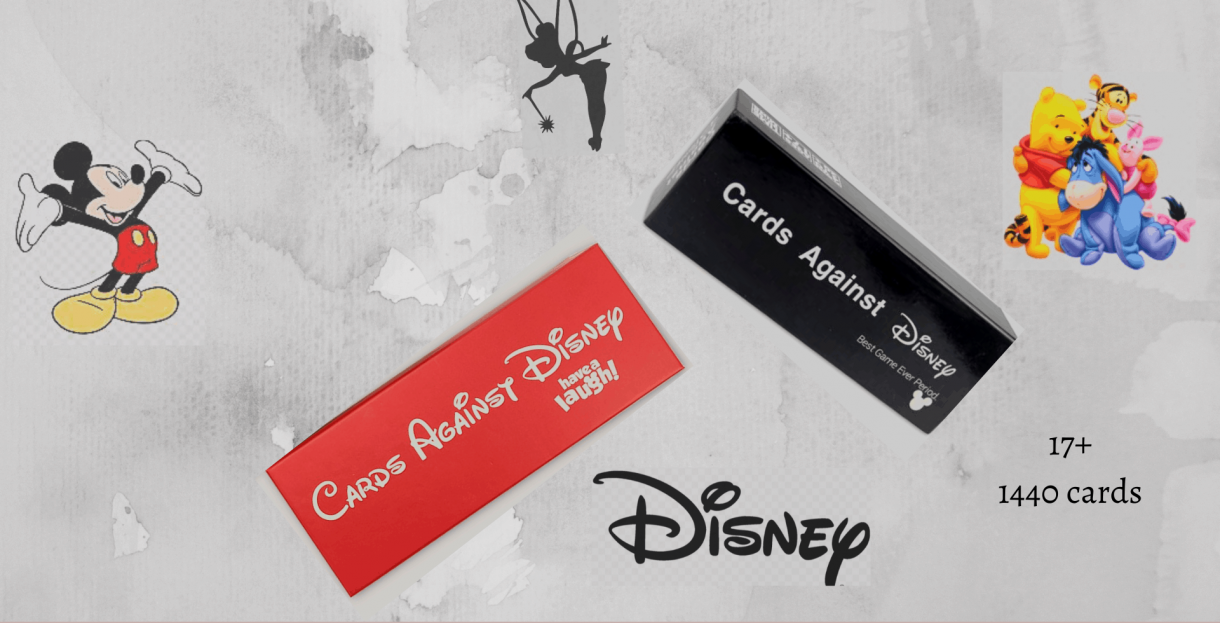 Review of Cards Against Disney