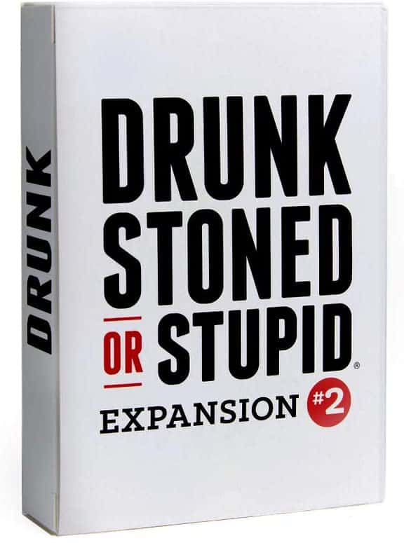 Drunk Stoned Or Stupid expansion 2