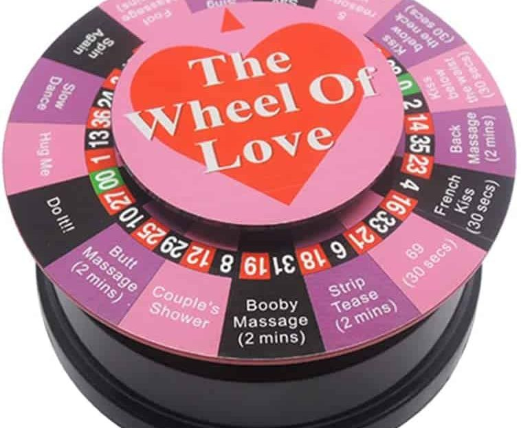 Spin the wheel of love