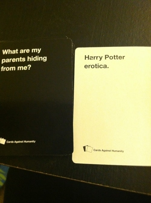 cah funny example