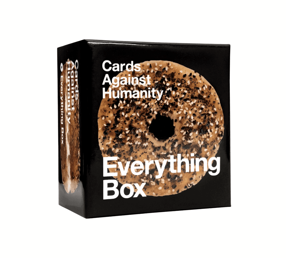 cards against humanity everything box