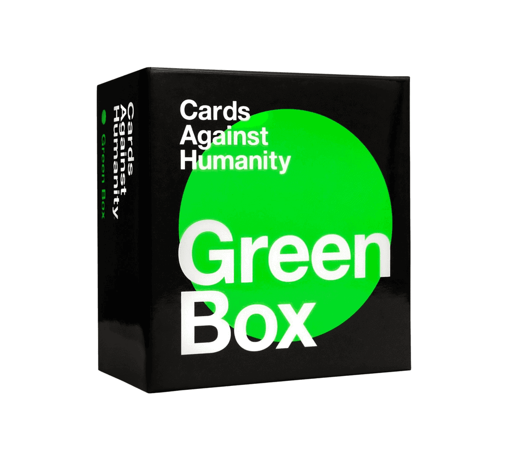 green box new