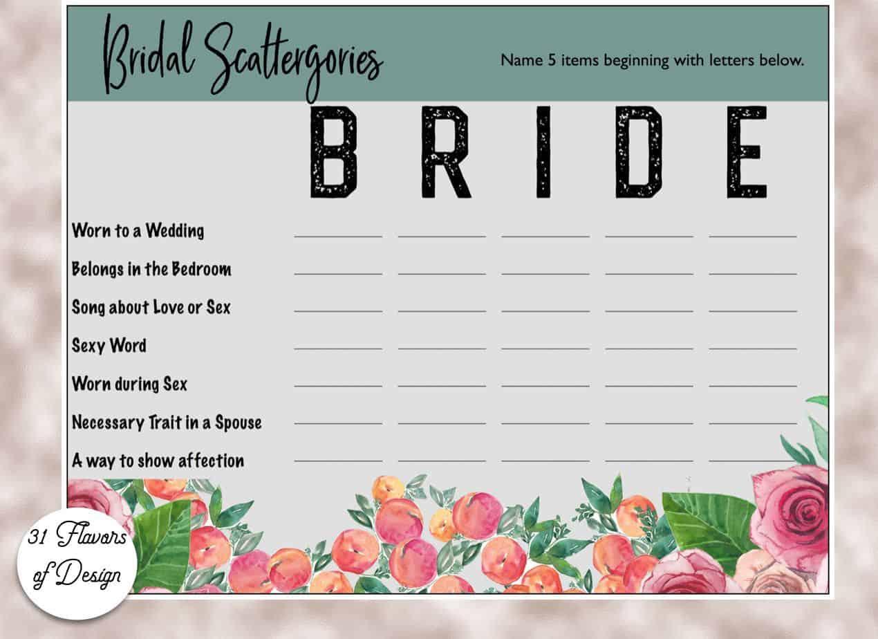 Bridal Sccategories - Diy Section