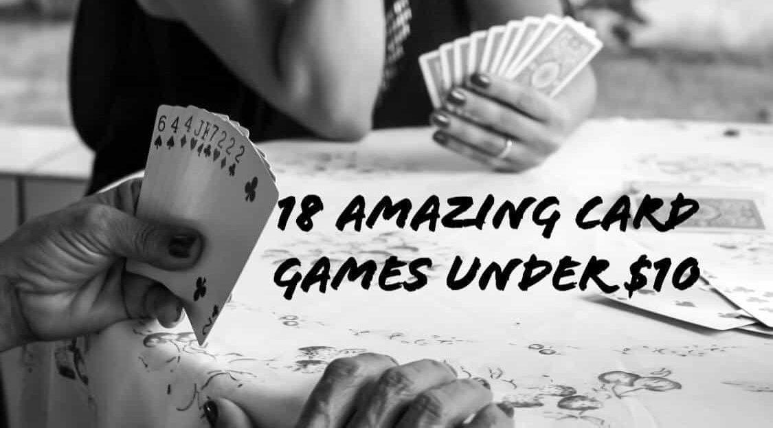 Card Games Under $10