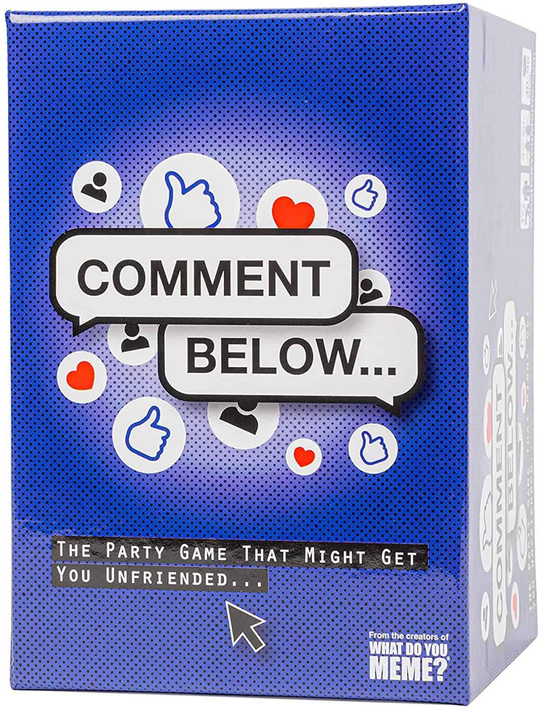 Comment Below