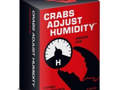 Crabs Adjust Humidity Box