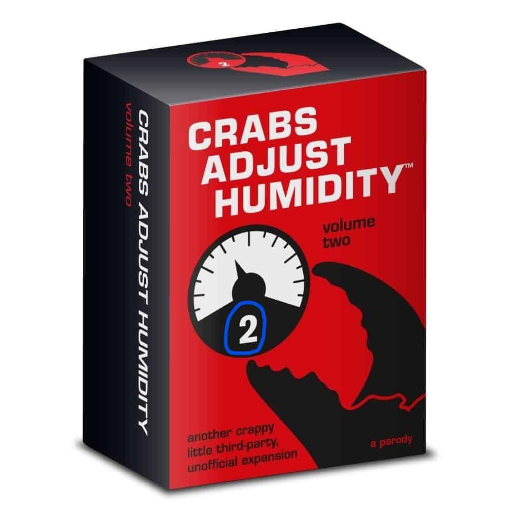 Crabs Adjust Humidity Volume Example