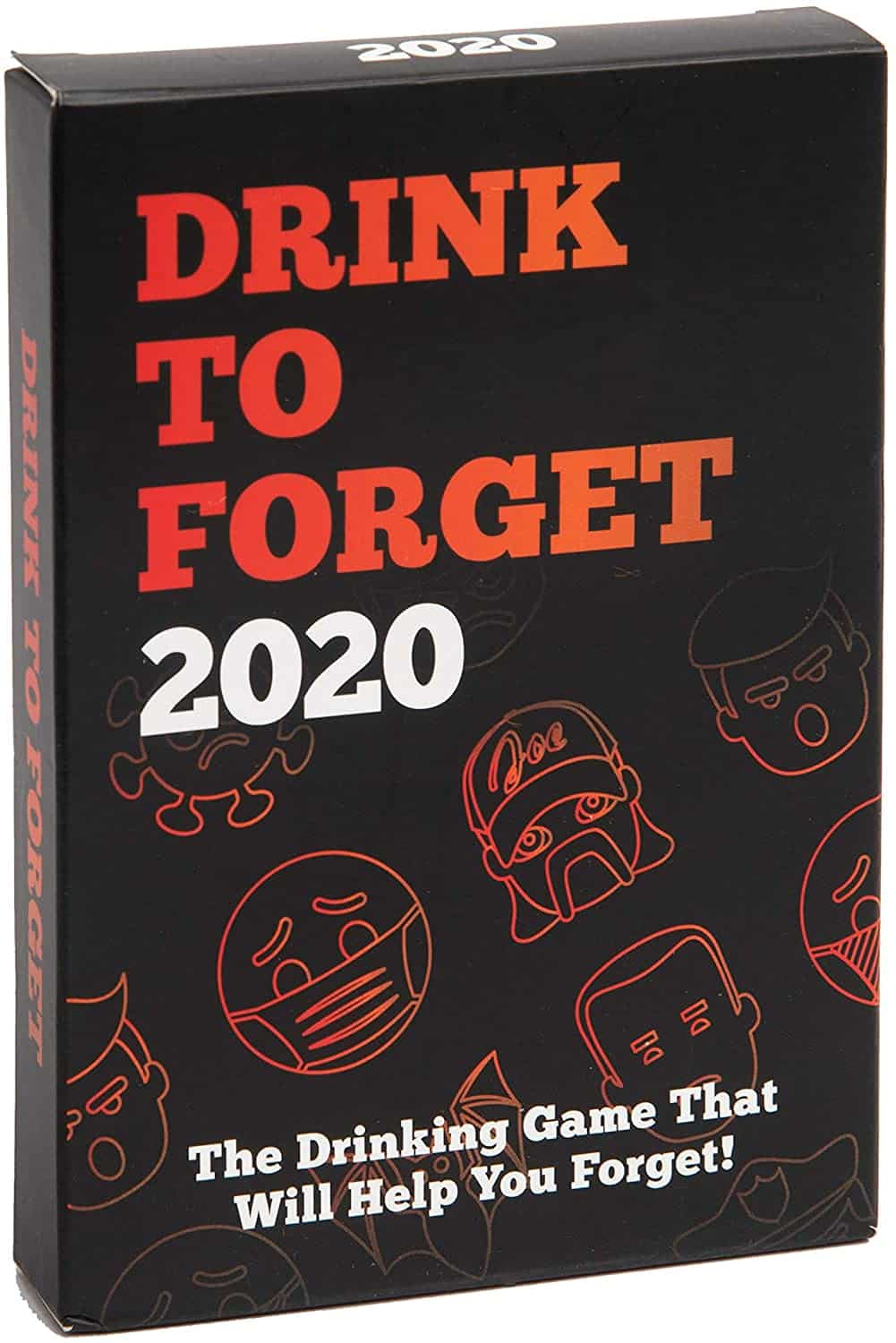 Drink To Forget 2020 - Card Game