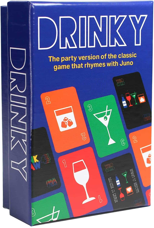 Drinky - Card Game