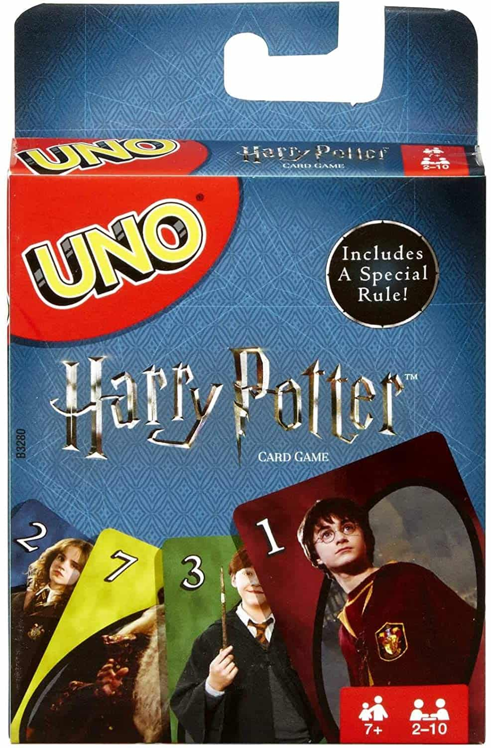 HP Uno Game