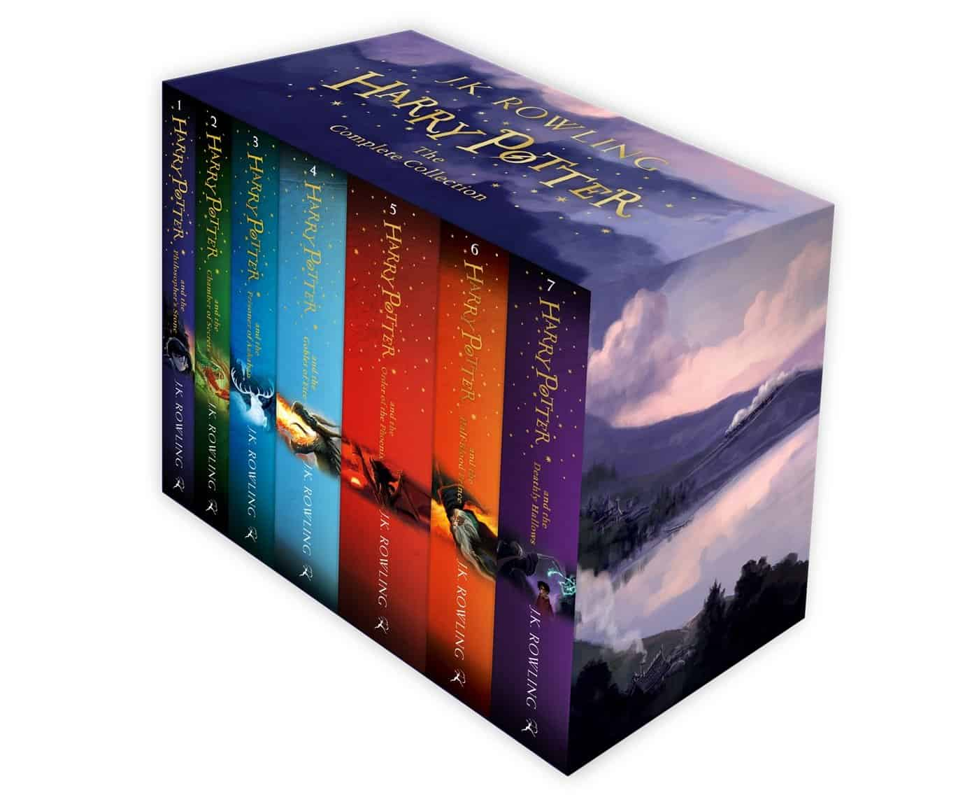 HP book collection