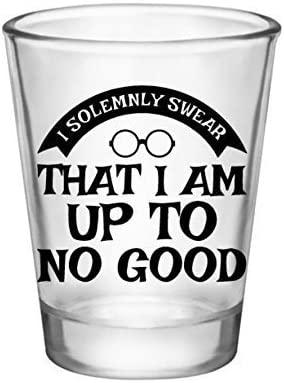 HP shot glass