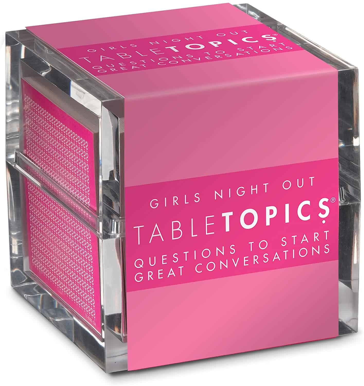 Table Topics Girls