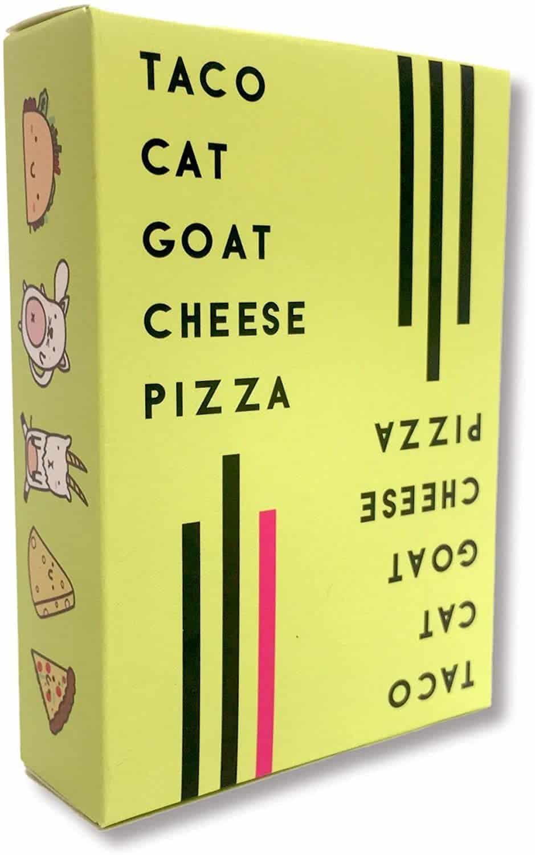 Taco Cat Goat Cheese